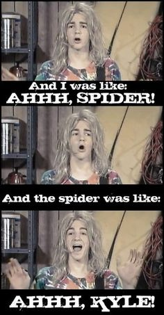 The Amanda Show Totally Kyle!  - totally watched this episode yesterday on tv!....omgz...this is my life.... <3