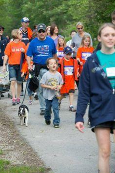 Milwaukee Take Steps for Crohn's & Colitis Milwaukee, Wisconsin  #Kids #Events
