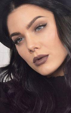 NYX lip lingerie Teddy Makeup Goals, Love Makeup, Makeup Inspo, Makeup Inspiration, Beauty Makeup, Nyx Lingerie Teddy, Simplicity Is Beauty, Linda Hallberg, Drugstore Makeup