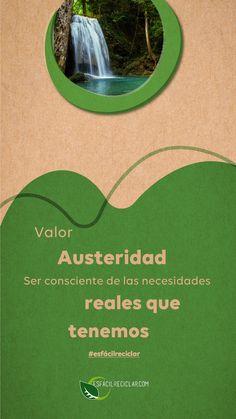 #ValorAmbiental Austeridad: es ser consciente de todo aquello que consumimos y las necesidades reales que tenemos Bit.ly/efrdivision Bit.ly/efraztecas #EsFácilReciclar #UnaAccionUnMundo #PequeñasAcciones #DefiendeAlMundo #MiMundo #OneEarth #3R #Recicla #Reusa #Reduce #Reciclaje #SomosHeroes #Tierra