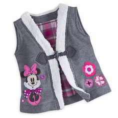 Minnie Mouse Vest for Baby | Disney Store