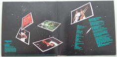 Gatefold open, Camel - A Live Record +8