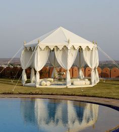INDIAN GARDEN COMPANY - Garden tent-INDIAN GARDEN COMPANY-Maharani