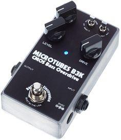 Darkglass Microtubes B3K Bass Overdrive