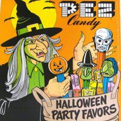 Halloween News, Halloween Horror, Fall Halloween, Happy Halloween, Vintage Candy, Vintage Holiday, Vintage Halloween, Holiday Fun, Halloween Party Favors