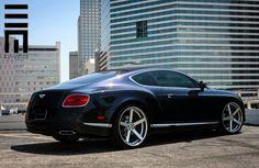 Exclusive Motoring Bentley Continental GT | Flickr - Photo Sharing!