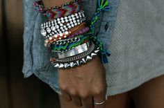 Arm Swag - Arm Candy - Bracelets