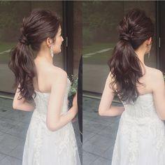 いいね!3,563件、コメント40件 ― Gendaiさん(@gen_dai)のInstagramアカウント: 「hairstyle!  簡単三つ編みシニヨン☆  是非お試しください☆  #gスタイル#ファッション#コーデ #ヘアスタイル#ヘアアレンジ#hair…」