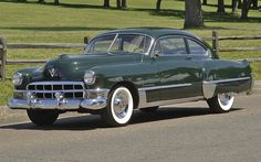 This 1949 Cadillac Series 62 Sedanette was purchased from its Dallas, Texas-based original owner in 1957 and has been owned by the same family for the last 60 years. It was passed down to the second owner's son in Oregon in 1980 and passed to his son in 2000, who the seller acquired it from.