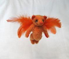 R077 Podivné mohérové stvoření -- Rejsek / Zboží prodejce ivuskah   Fler.cz Teddy Bears
