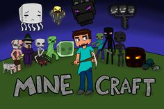 print minecraft | Minecraft Mob - Printable Cut Out Characters ~ FPSXGames