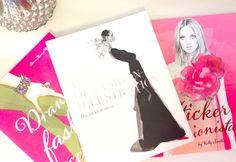 Fashion Illustration book giveaway!
