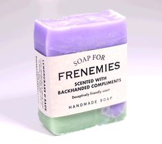 Soap for Frenemies by Whiskey River Soap Co.