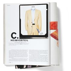 GQ Style | Consultant Art Department GQ: Roger Furrer | Publisher: Condé Nast