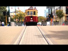 Top Attractions In Christchurch - Tram Ride