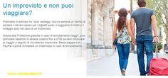 #assicurazione #viaggi #gratis con #paypal http://www.seviaggiassi.it/paypal-offre-gratis-un-rimborso-per-viaggio-annullato/
