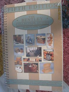 Longaberger Bentley Collection Guide 5th Edition 1997-1998 + Checklist