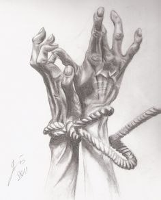 tied hands - Google Search