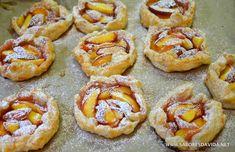 Tortinhas Rústicas de Nectarina