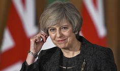 it's time for everyone to stop moaning and BACK Britain I'm not a crazed Brexiteer and won't go jumping off a cliff, says May