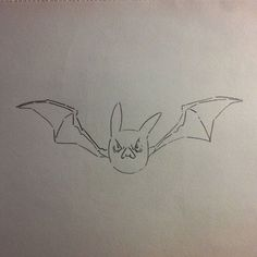 "Crobat ""Yeah, yeah, another one"" #pokemon #fanart #nintendo #art #artwork #draw #drawing #line #linework #sketchbook #sketching #sketch #sketches #anime #manga #character #doodle #doodles #characterdesign #bat"