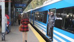 Desde el lunes, el ferrocarril Sarmiento sumará 41 servicios diarios