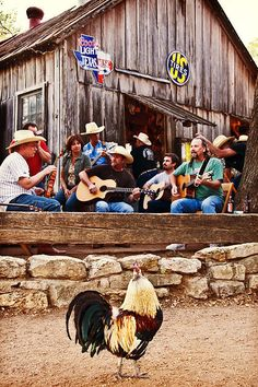 Fredericksburg, TX and Luckenbach, Texas | 14 Tiny Texas Towns That Are Totally Worth The Trip