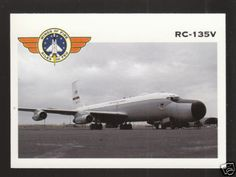 BOEING-AIR-FORCE-RC-135V-