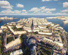 Malta's Capital City - Valletta