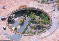 Plaza de los estadios, Universidad Central de Venezuela. (RAMÓN LEPAGE / TODO EN DOMINGO / ARCHIVO EL NACIONAL)