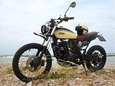 SpEcIaL ScRaMbLeR by Bike Garage
