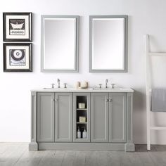 "Legion Furniture WH7360 60"" Vanity – Inspired Baths"