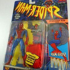 Green Goblin Spider Man Movie 12 Action Figure Toy Biz