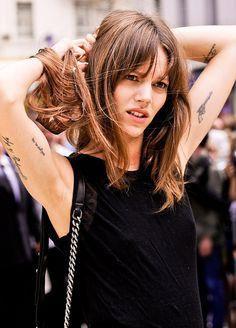 Arm tattoos - Freja Beha Erichsen
