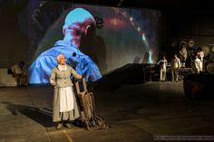 """A great success: Yesterday, the play """"Don Quijote De La Mancha"""" celebrated its premiere in one of our halls in Wuppertal! #RIEDEL"""