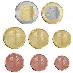 monedas euro serie Holanda 2016., Tienda Numismatica y Filatelia Lopez, compra venta de monedas oro y plata, sellos españa, accesorios Leuchtturm