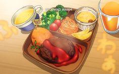Food Menu, Panna Cotta, Food And Drink, Ethnic Recipes, Anime, Manga, Dulce De Leche, Manga Anime, Cartoon Movies