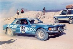 #Mercedes SLC BOSS #Rallye car #MercedesBenzofHuntValley