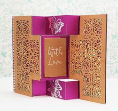 Created by Alexia Misso with the Shutter Card die set from #crafterscompanion