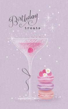 Jenny Wren - Birthday-treats