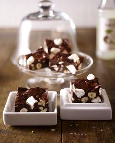 Unser beliebtes Rezept für Marshmallow-Konfekt (Fudge) und mehr als 55.000 weitere kostenlose Rezepte auf LECKER.de.