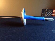 @fencinguniverse : Blue Gauntlet Fencing Foil 3503  $20.50 End Date: Thursday Sep-17-2015 16:35:11 PDT Buy It http://aafa.me/1UDe384 http://aafa.me/1i8T7Ku