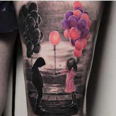 Tattoo by @denisenko_tattoo - Tattoo-Ideen - #denisenkotattoo #Tattoo #TattooIdeen
