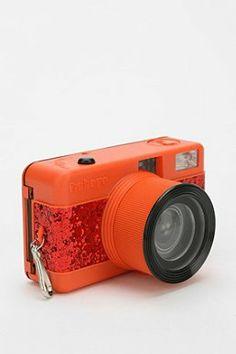 Lomography Glitter Ruby Fisheye Camera Price