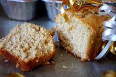 Eggnog Bread - from I Wash You Dry - this is delicious and made the house smell fabulous!