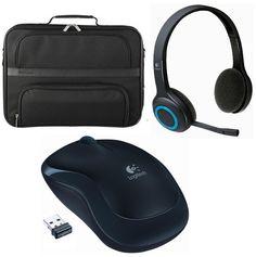 Pachet Bundle Be Mobile Ergonomic Mouse, Computer Mouse, Laptop, Pc Mouse, Laptops, Mice