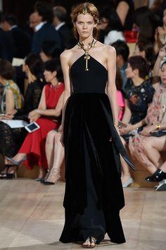 Valentino Fall 2015 Couture Fashion Show - Irina Kravchenko