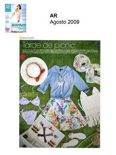 #Colaboración con la #Revista AR. Agosto 2009.