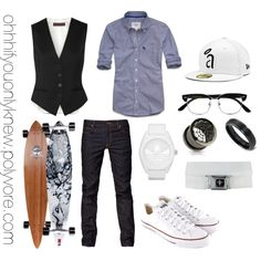 Untitled #41, created by ohhhifyouonlyknew on Polyvore