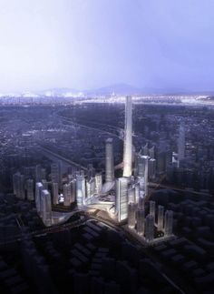 AECOM | Masterplan for the Honghe Project